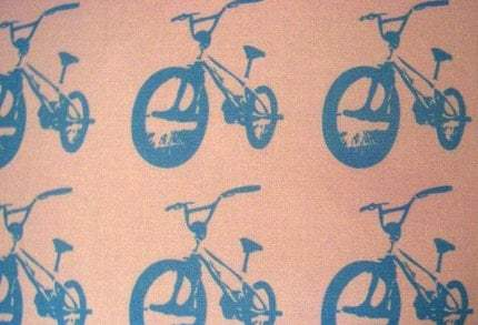 the estate of things chooses bmx fabric