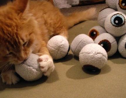 Catnip Eyeballs(2)