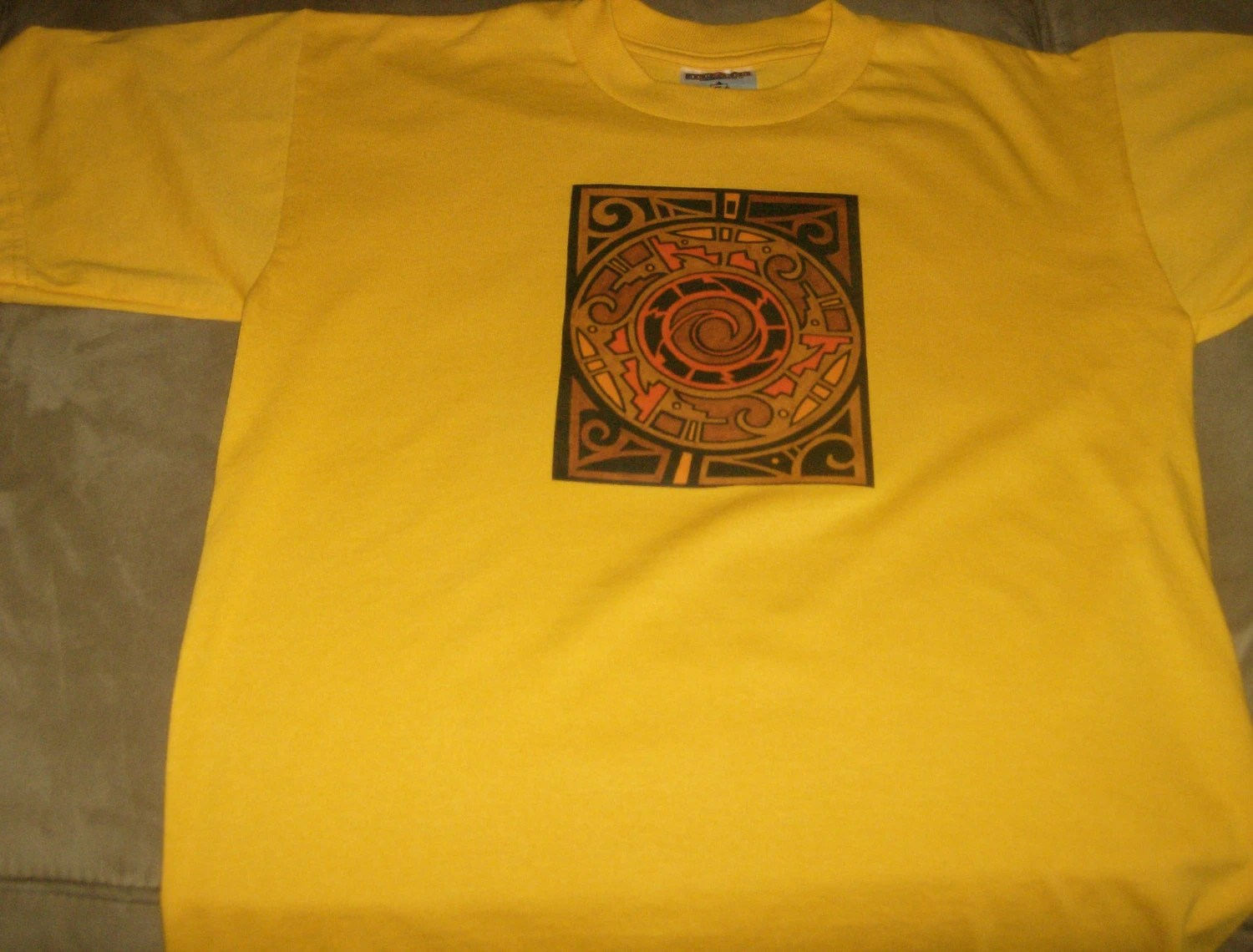Pueblo Polychrome Pottery T Shirt
