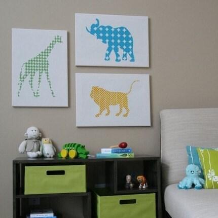Safari Animal Prints
