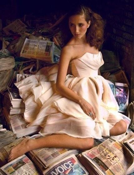 Helene Wedding Dress by Leanne Marshall