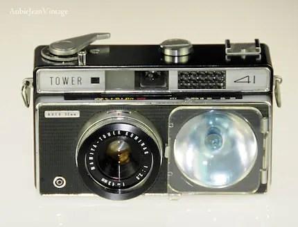 Retro - Sears Tower 41 Camera