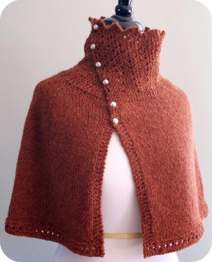 Jasper Wrap Knitting Pattern (PDF)