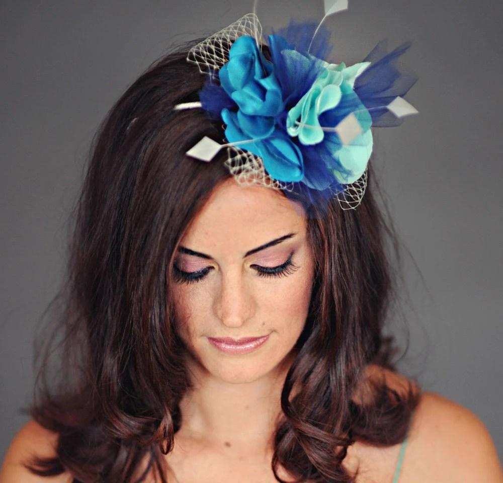 Allison - Fairy cabeça conto azul