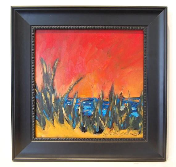 Original Oil Painting - Christi Dreese-Carter