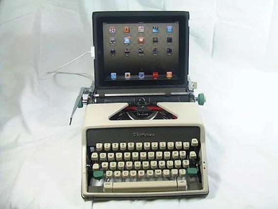 USB Typewriter -- Olympia Portable