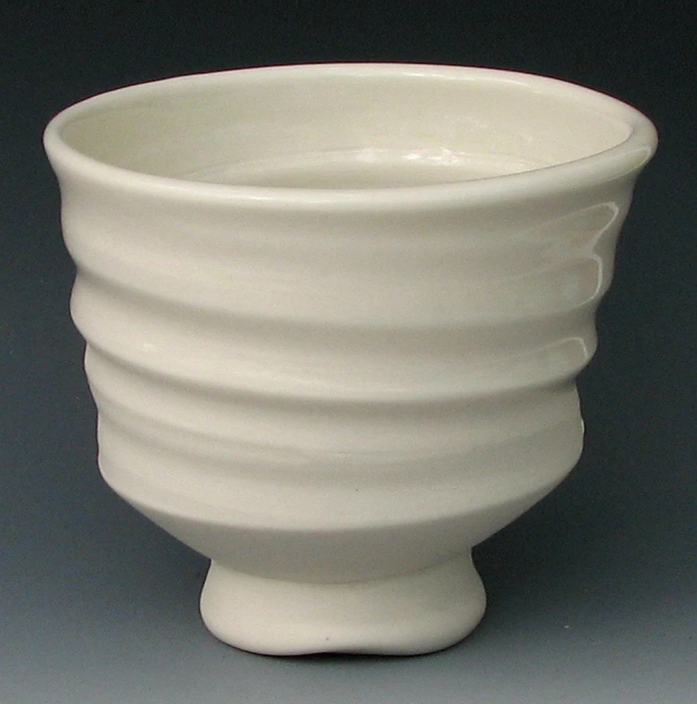 Tea Bowl by OffCenterClay