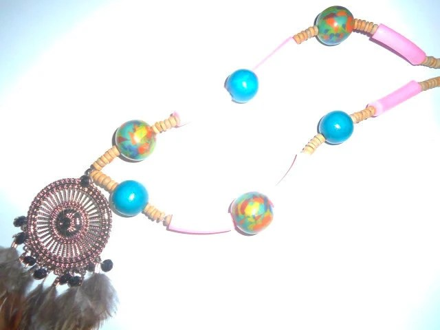 Worldwide Tribe Necklace