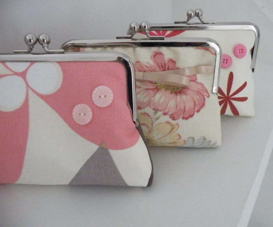 Design Your Own Bridesmaid Clutches - As Seen in 'Bride To Be' Magazine