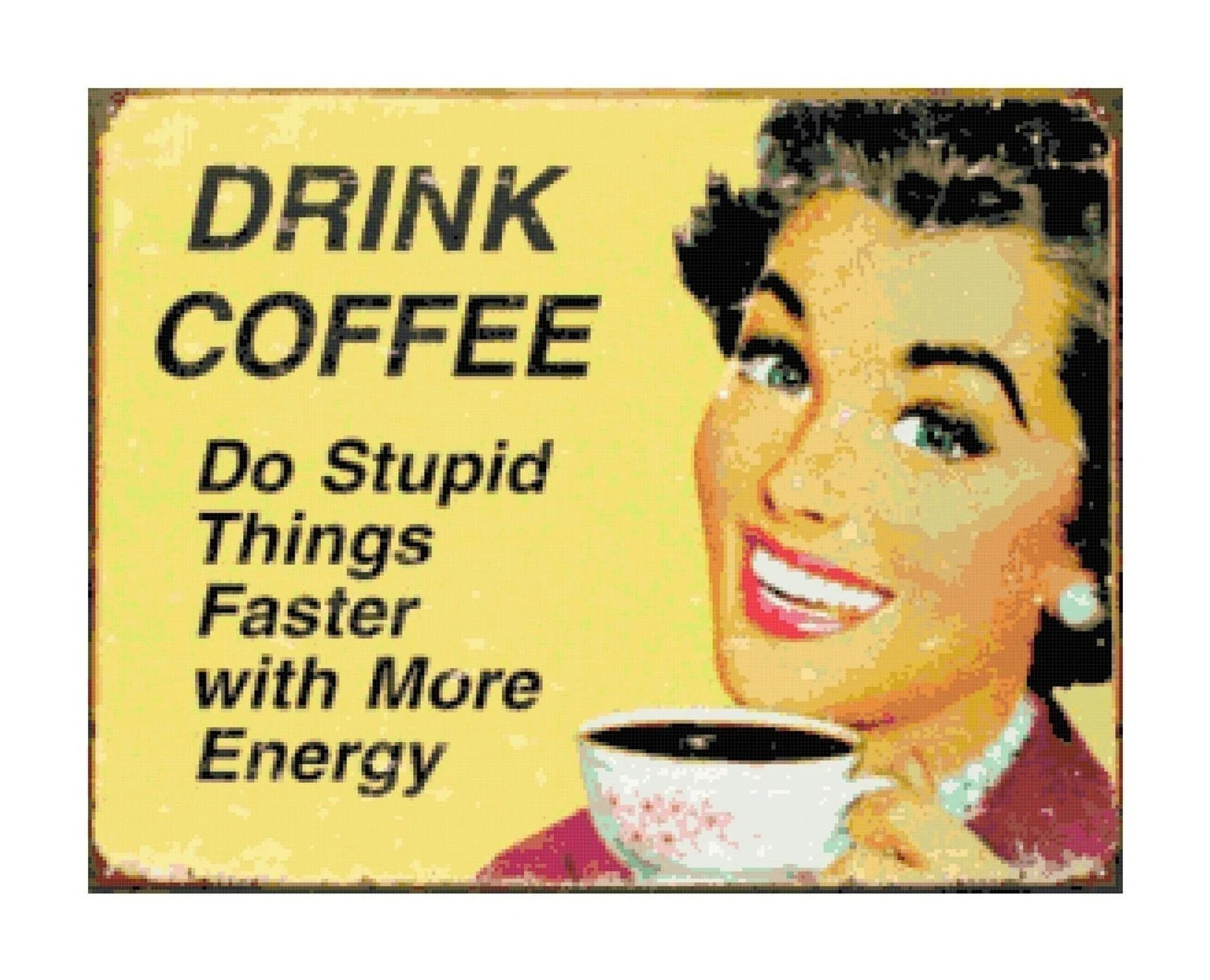 Sayings About Coffee Drinkers
