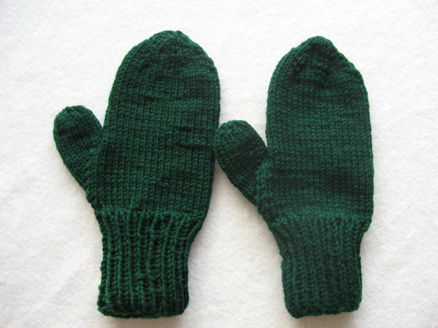 Crocheted Mittens Patterns Free Patterns