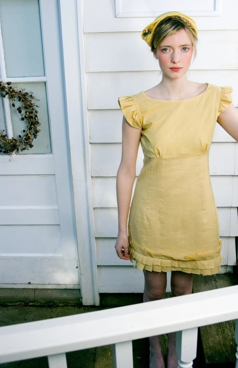 sarahseven Mellow Yellow Dress