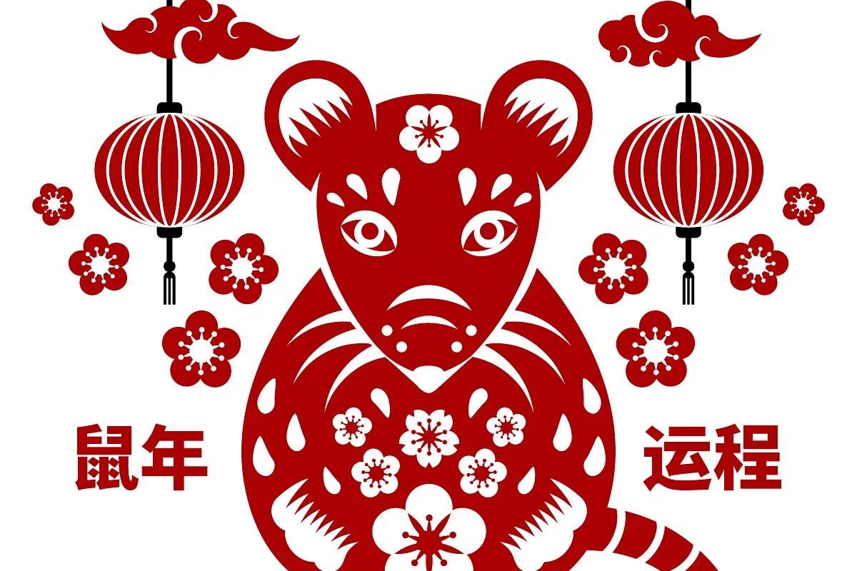 2020鼠年生肖運程來了!#包括提點金句 - NUYOU SINGAPORE《女友》 - 最時尚中文雜志