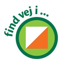Find vej i - logo