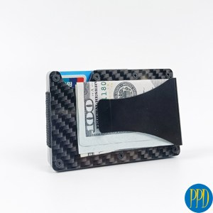 RFID blocking ridge wallet for New York and New Jersey business marketers and promotional product b2b specialists.
