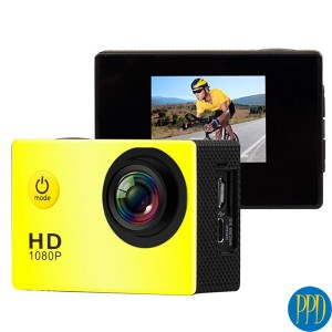 go sports style camera for New York and New Jersey business marketers.