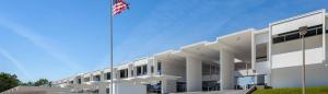 Front of Sarasota High School