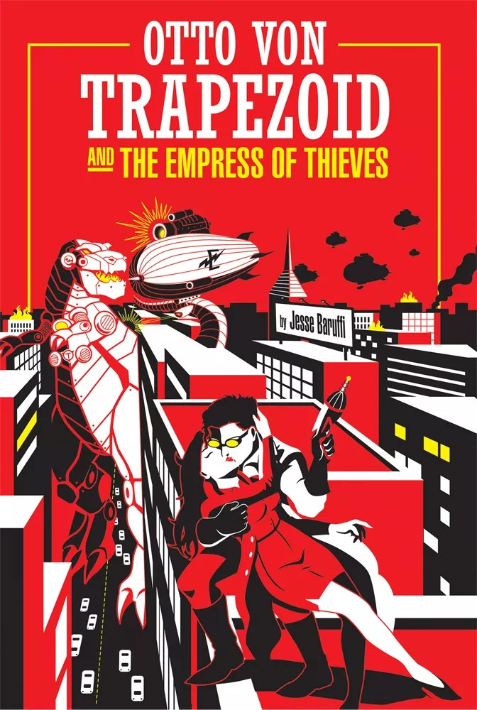 otto von trapezoid and the empress of thieves