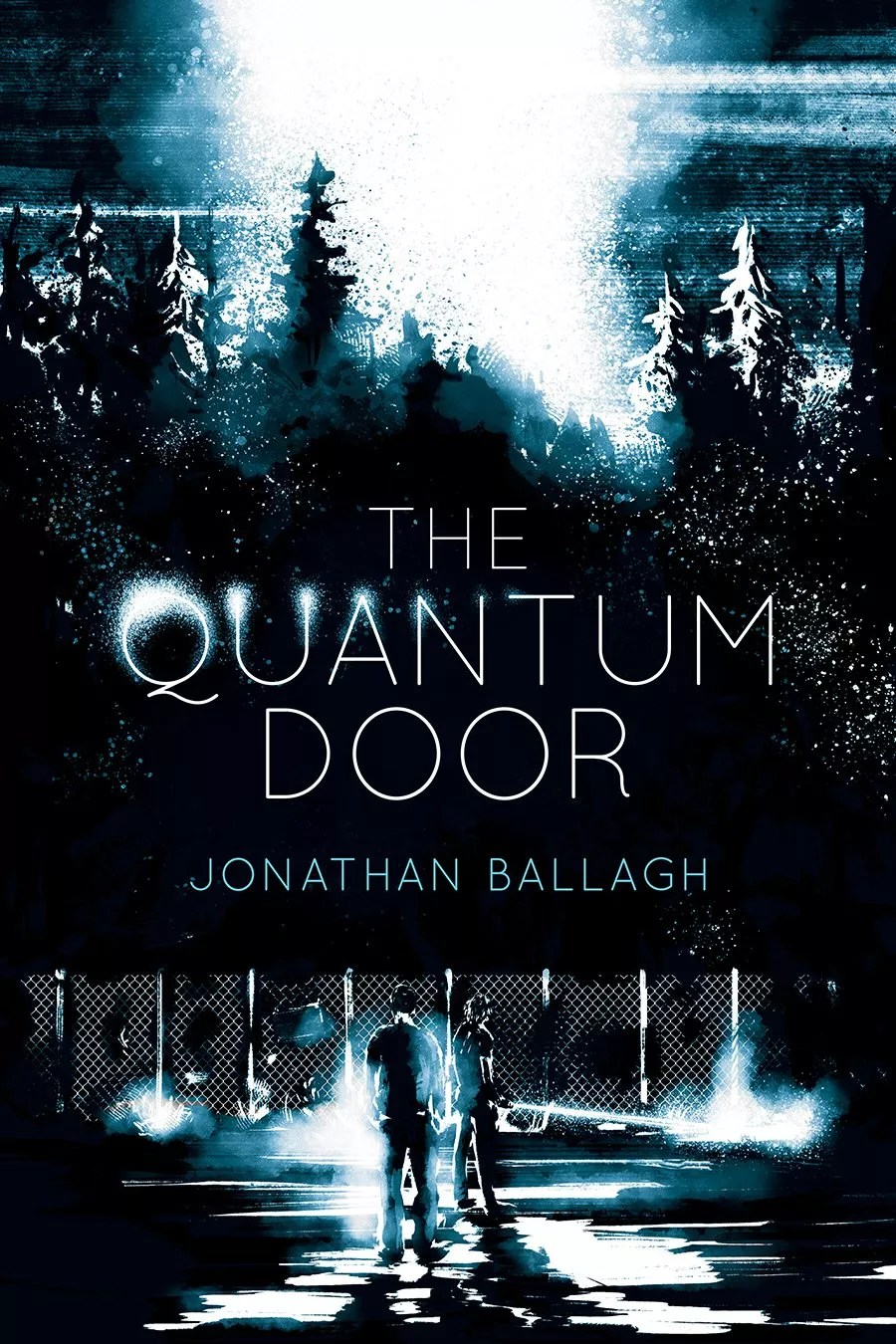 the quantum door
