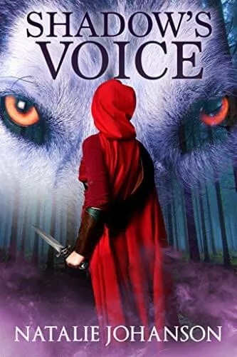 Shadows Voice by Natalie Johanson