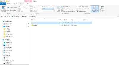 How to Show Hidden Files on Windows
