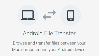 Easy Way to Transfer Files between Android & macOS