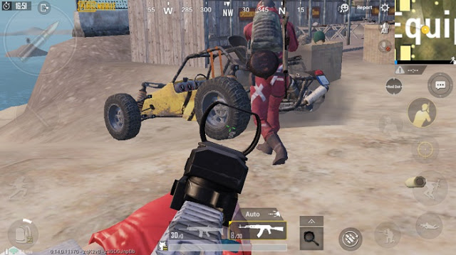 High Quality iPhone X Sound Effect for PUBG Mobile