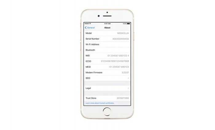4 Ways How to Find IMEI on iPhone · Nyaatech
