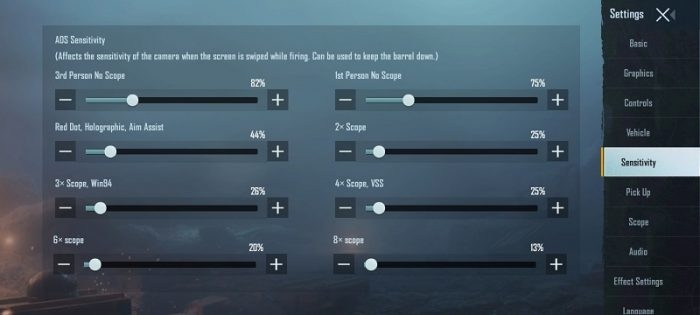 The Best Sensitivity Settings for PUBG Mobile (Become a Pro)