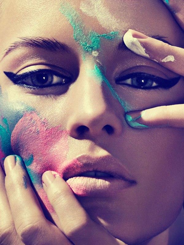Face Art Nyachii'