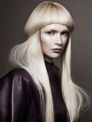 unique hairstyles nyachii's