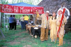 Buffalo Bill and Friends