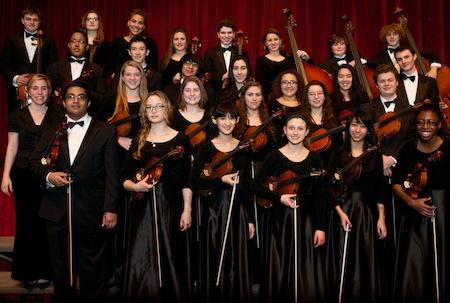 Chamber Orchestra High School
