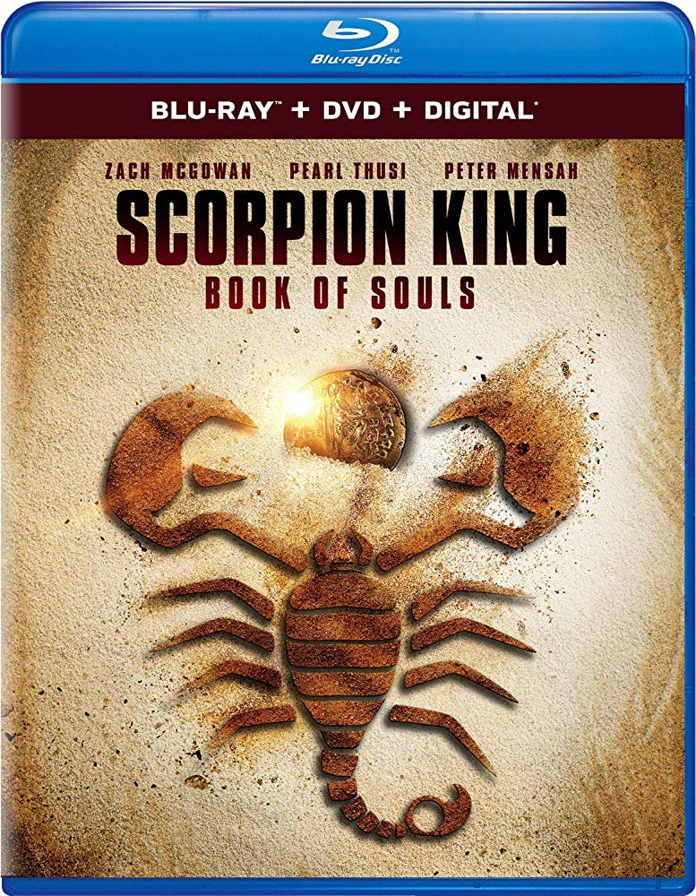 Scorpion King The Book of Souls