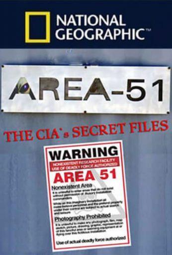 Area 51: The CIA's Secret Files