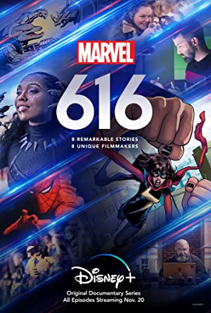 Marvels 616