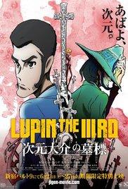 Lupin the Third: The Gravestone of Daisuke Jigen