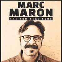 Marc Maron: Too Rea