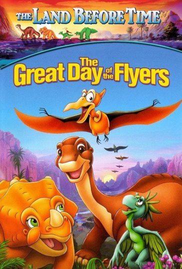 Landet för längesedan 12 – Flygarnas stora dag