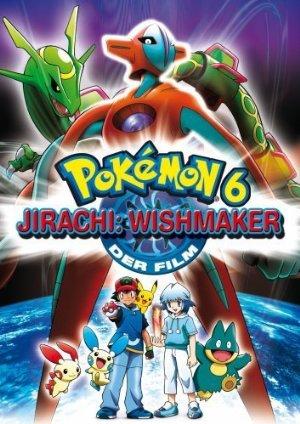 Pokémon – Jirachi Önskemakaren