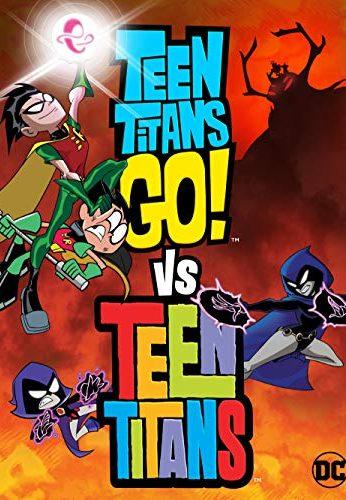 Teen Titans Go! ve Teen Titans