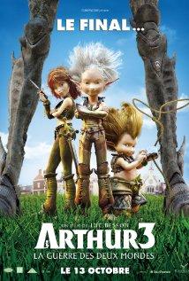 Arthur och de två världarna