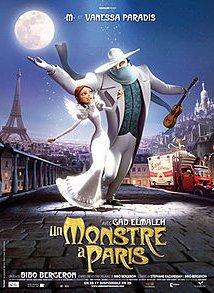 Skönheten och monstret i Paris