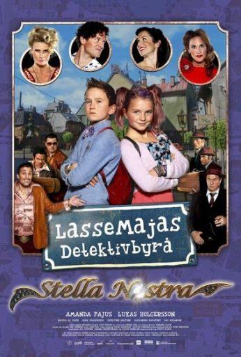 LasseMajas detektivbyrå – Stella Nostra