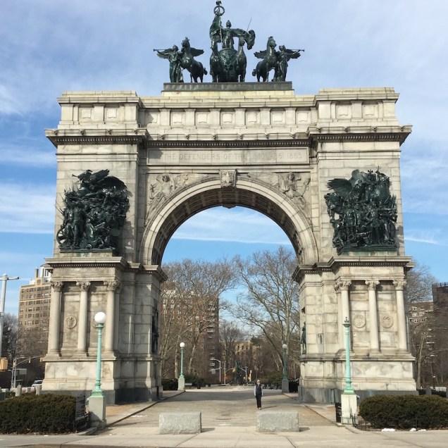Grant Army Plaza Arch