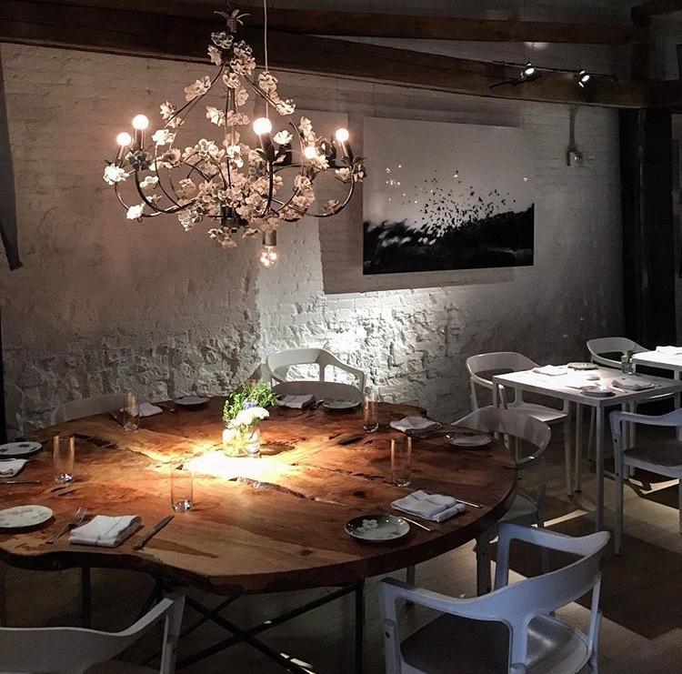 Imperdibles Restaurantes Dentro De Negocios En Nueva York