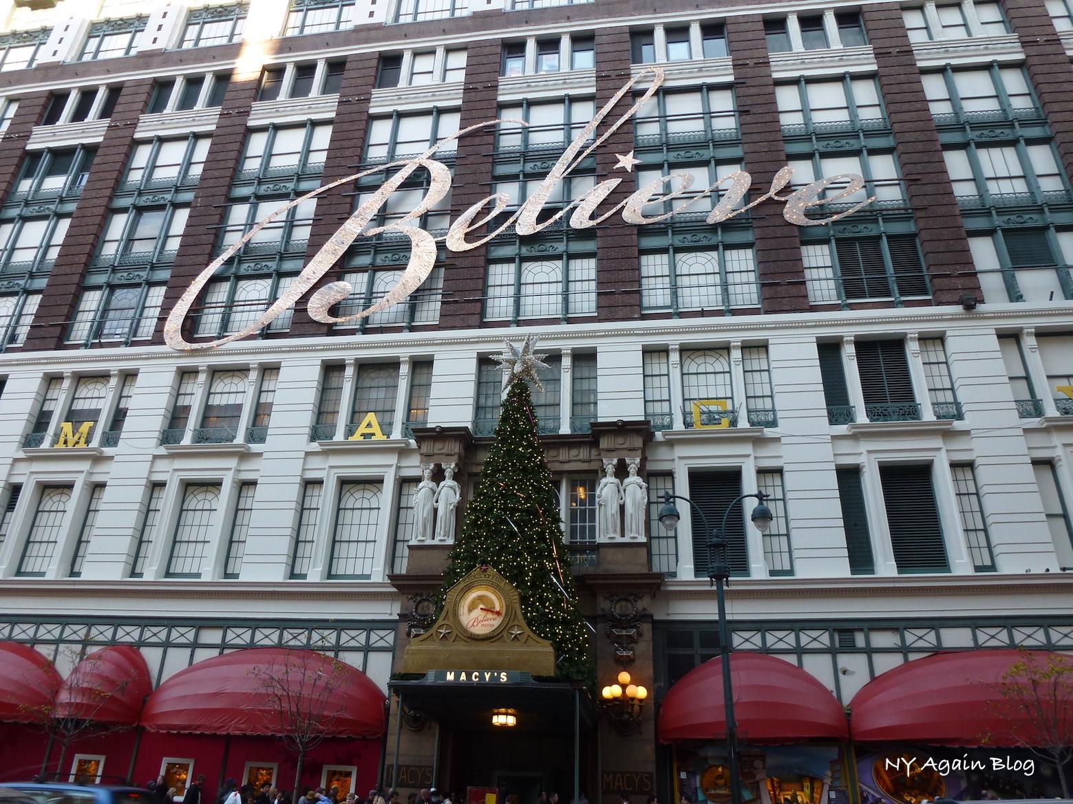 Macys Herald Square - La tienda más grande de Nueva York - NY Again