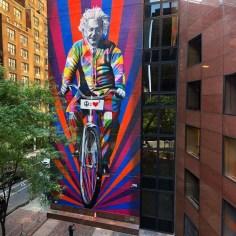 Einstein bike - www.newyorkcityfeelings.com