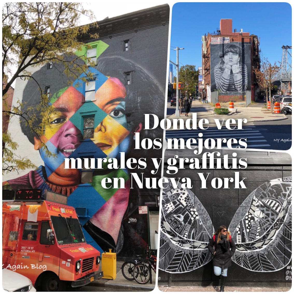 Foto Murales New York.Donde Ver Los Mejores Murales Y Graffitis De Nueva York Ny