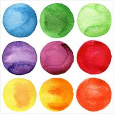 watercolor-circles